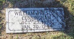 William Preston Cunningham