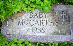 Baby McCarthy
