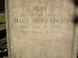 Mary M. Bradley