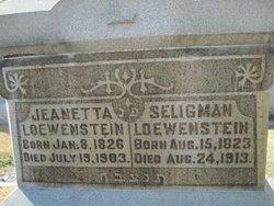 Seligman Selig Loewenstein