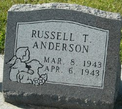 Russell T Anderson