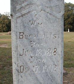 William P Buckholts