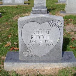 Nell <i>Murphy</i> Riddle
