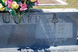 Susie E <i>Bath</i> Barnard