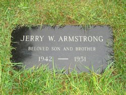 Jerry William Armstrong