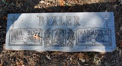 Margaret H Bixler