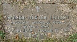 Homer Dexter Ludden