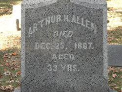 Arthur H Allen