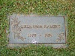 Lula Oma <i>Crowell</i> Ramsey