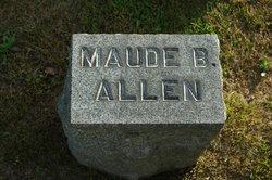 Maude B. Allen