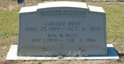 Carlisle Reed