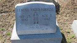 Lemuel Vaden Forrest