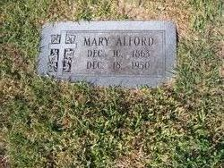 Mary Alford