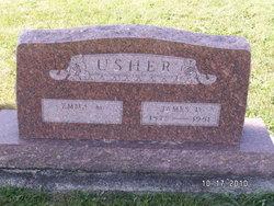 James D Usher
