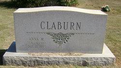 Anna Mae <i>Rhodus</i> Claburn
