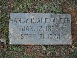 Nancy Ann <i>Chapman</i> Alexander