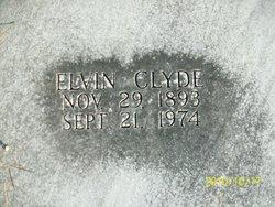 Elvin Clyde Davidson