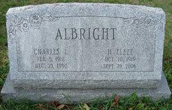 Charles L Albright