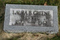 Laura B. <i>Greene</i> Cobb
