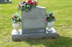 Mary Frances <i>Pendleton</i> Belcher