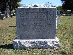 Martha A <i>Gray</i> Kirby