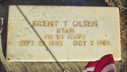 Brent Ted Olsen