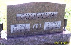 Bernice <i>Stucker</i> Goodmon