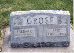 Barbara Jean <i>Wardell</i> Grose
