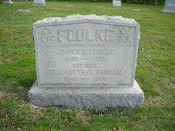 Elizabeth D. <i>Johnson</i> Foulke