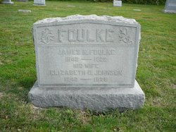 Elizabeth Day Lizzie <i>Johnson</i> Foulke