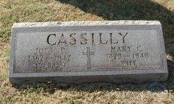 Mary <i>Coakley</i> Cassilly