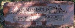 Mary Alf <i>Stone</i> Blessington
