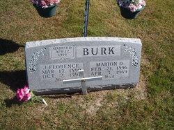 Jennie Florence <i>Parrish</i> Burk