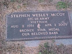 Stephen Wesley McCoy
