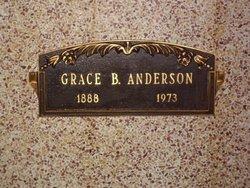 Grace B. Anderson