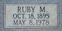 Ruby May <i>Henry</i> Christian