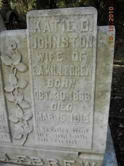 Katie Della <i>Johnston</i> Killebrew
