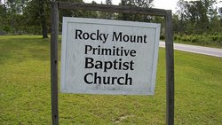 Rocky Mount Primitive Baptist Church Cemetery