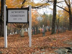 Old Acworth Cemetery