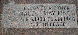 Maudie May <i>Guynes</i> Finch
