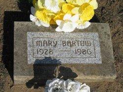 Mary Bartow
