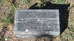 James E Anderson