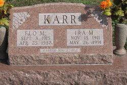 Flo Morine <i>Litson</i> Karr