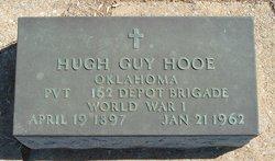 Hugh Guy Hooe
