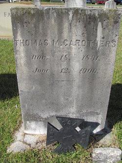 Thomas Milton Carothers