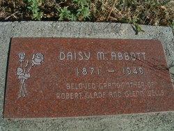 Daisy Myrtle <i>Inghram</i> Abbott