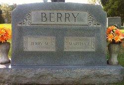 Martha Ellen <i>Hurd</i> Berry