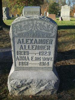Alexander Allender
