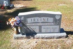 Beatrice Wigley Irvine