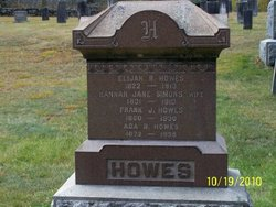 Elijah B Howes